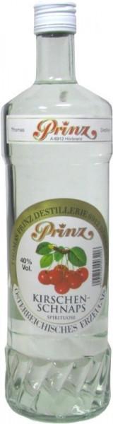 Prinz Kirschenschnaps 1,0l Spirituose aus Österreich