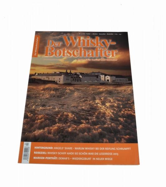 Der Whisky Botschafter Heft 2013/4 (Herbst)
