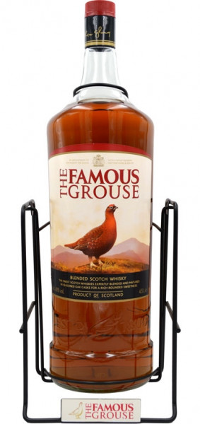 The Famous Grouse Großflasche