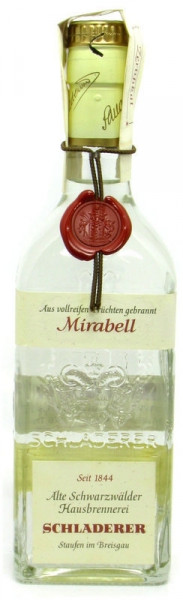 Schladerer Mirabell Obstbrand