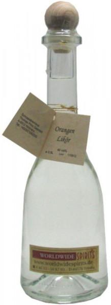 Prinz Orangenlikör 0,5l in Rustikaflasche aus Österreich
