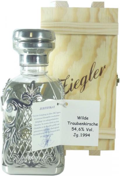 Ziegler Wilde Traubenkirsche Jahrgang 1994 Barock Edelbrand