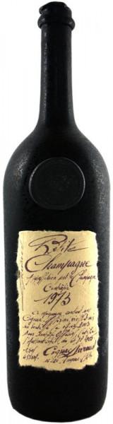 Lheraud Cognac Jahrgang 1973 - 1,5l Magnumflasche