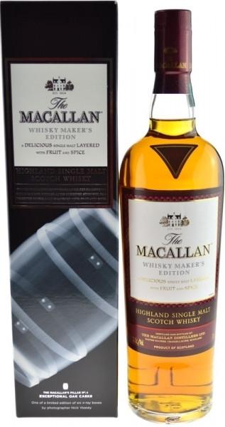 Macallan Maker's Edition No. 4 Exceptional Oak Casks