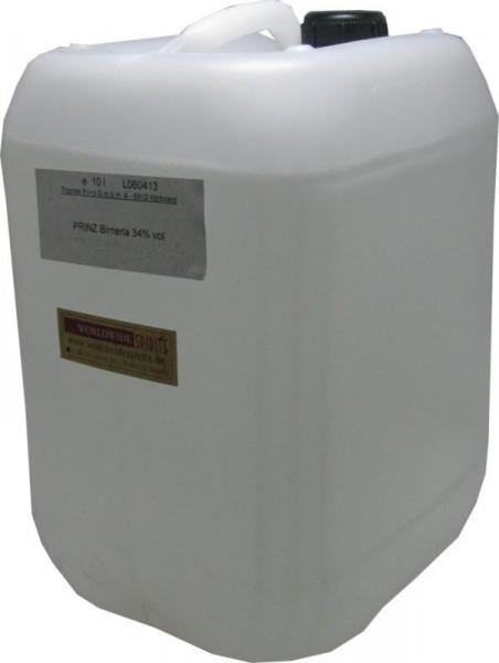 Prinz Birnerla ( Birnenschnaps ) 10 Liter Kanister Spirituose aus Österreich