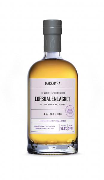 Mackmyra Lofsdalenlagret 0,5l - The Warehouse Edition
