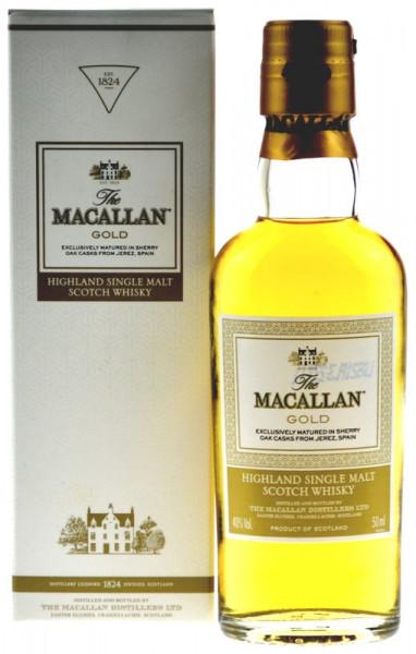 Macallan Gold Miniatur