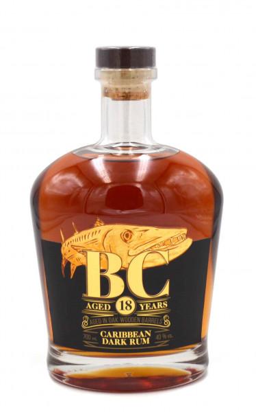 BC Reserve Collection Caribbean Dark Rum 18 Jahre