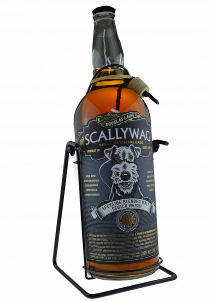 Scallywag 4,5l Grossflasche - Speyside Blended Malt Scotch Whisky