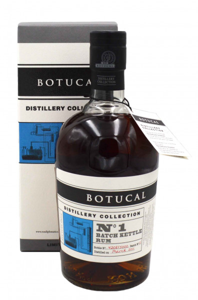 Botucal No.1 Batch Kettle Rum Distillery Collection