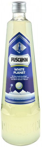 Puschkin White Planet Likör