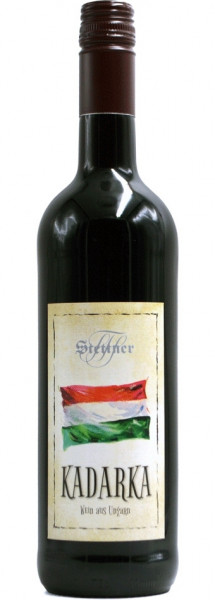 Kadarka roter Qualitätswein