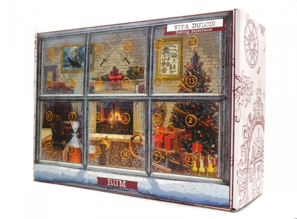 Vita Dulcis Rum Klassik Edition 2021 Adventskalender