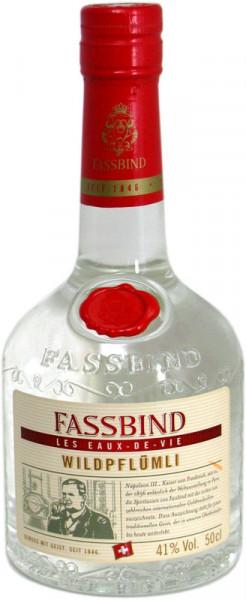 Fassbind Wildpfümli Selection Les Eaux-De-Vie Edelbrand