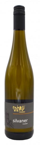 Dahms Silvaner Weißwein trocken 0,75l