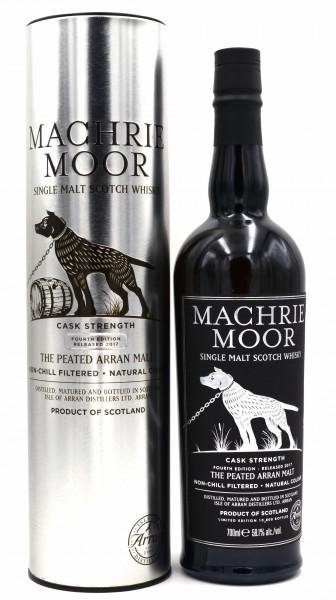 Arran Malt Machrie Moor Cask Strenth