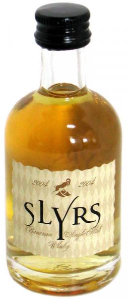 Slyrs 0,05l Miniatur Bayerischer Single Malt Whisky Jahrgang 2004