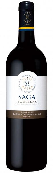 Saga Pauillac Rotwein