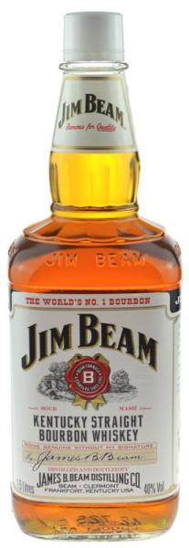Jim Beam Großflasche