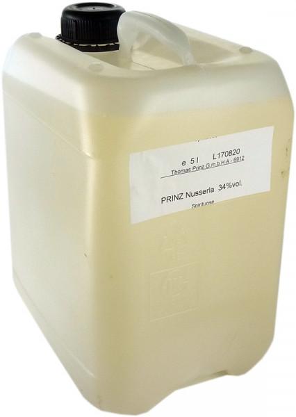 Prinz Nusserla 34% - 5 Liter Kanister aus Österreich