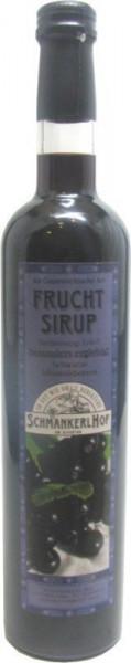 Prinz Schwarze Johannisbeeren 0,5l - Fruchtsirup Schmankerlhof aus Österreich