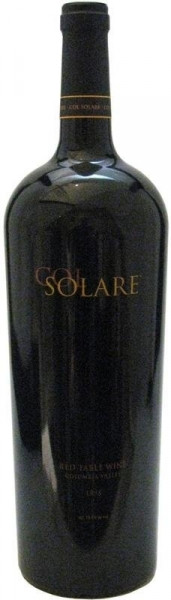 Col Solare Jahrgang 1998 Rotwein