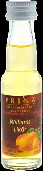 Prinz Williams-Likör 0,02l Miniatur - Likör aus Österreich