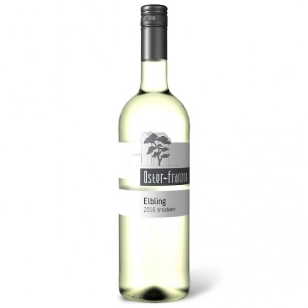 Oster-Franzen Elbling Weißwein trocken 0,75l