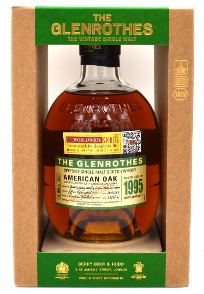 Glenrothes Vintage 1995/2017 American Oak