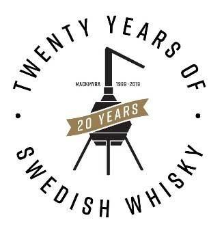 """20th Anniversary"" Mackmyra Tasting Tour 2019"
