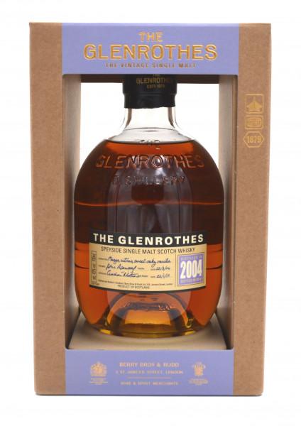 The Glenrothes Jahrgang 2004 abgef. 2018