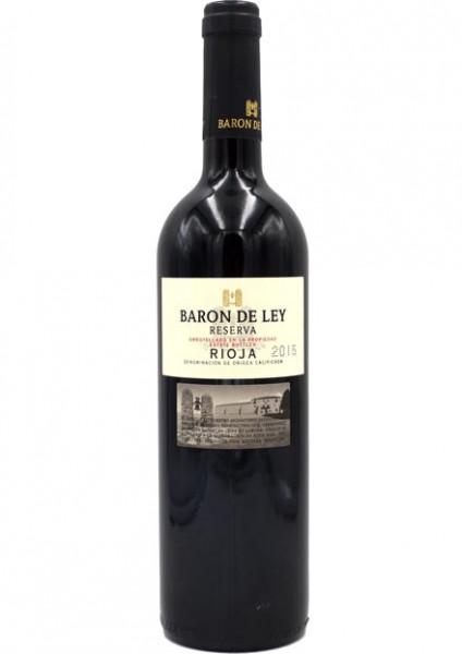 Baron de Ley Reserva Rotwein