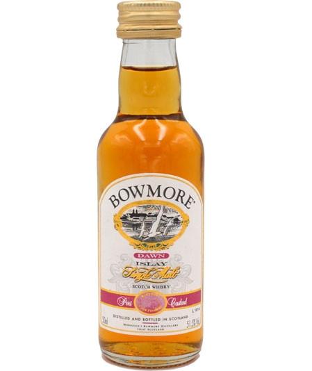 Bowmore Whisky Dawn 0,05l - 51,5% vol. - alte Ausstattung