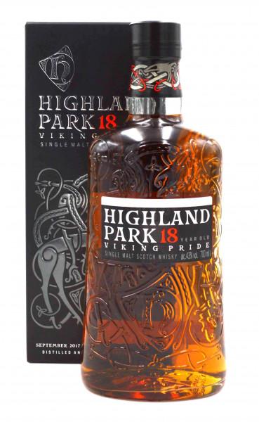 Highland Park Whisky 18 Jahre