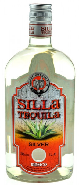 Tequila Silla Silver