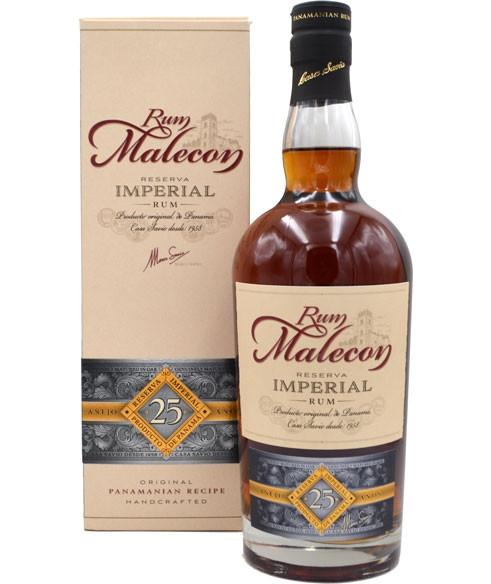 Malecon Rum 25 Jahre