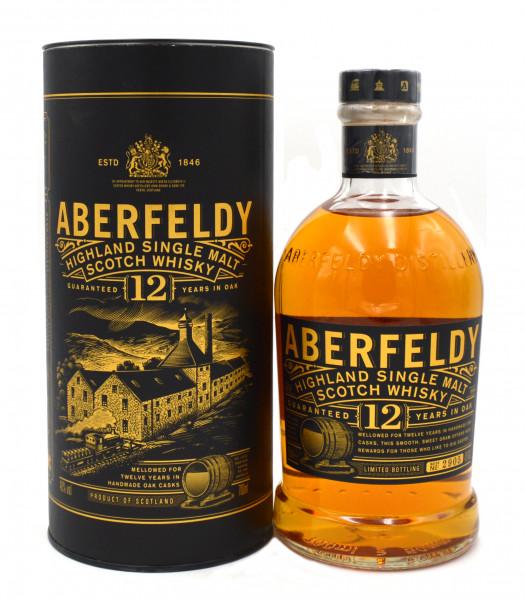 Aberfeldy Whisky 12 Jahre