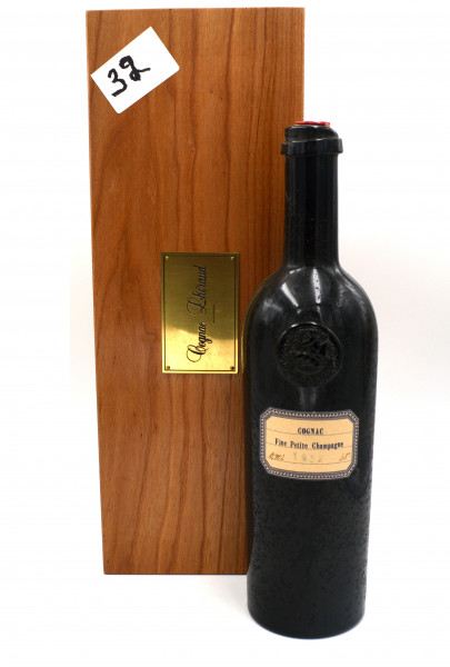 Lheraud Cognac Jahrgang 1932 Fine Petite Champagne