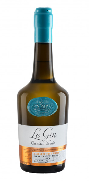 Le Gin de Christian Drouin Calvados Cask Finish 0,7l