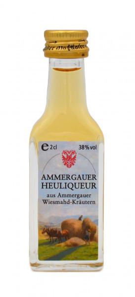 Ammergauer Heuliqueur Miniatur