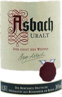 Asbach Urbrand Weinbrand