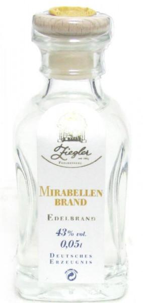 Ziegler Mirabellenbrand Miniatur