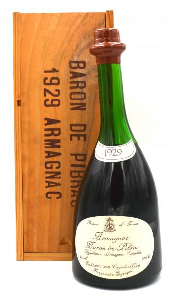 Armagnac Baron de Pibrac Jahrgang 1929