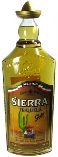 Sierra Tequila Reposado Großflasche