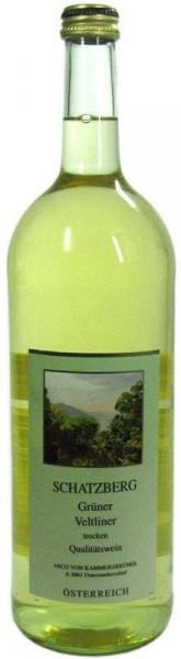 Schatzberg Grüner Veltliner trocken Weißwein