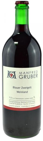Gruber Blauer Zweigelt Rotwein