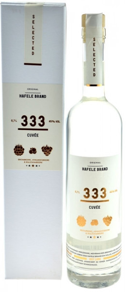 Prinz 333 Cuvée Hafele Brombeere, Johannisbeere und Waldhimbeere