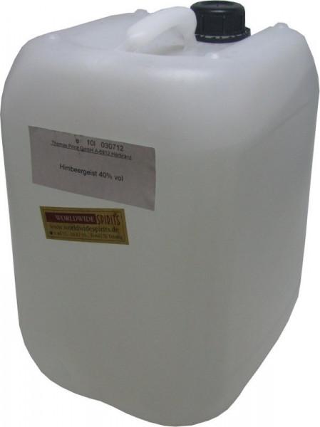 Prinz Himbeergeist 10 Liter Kanister Spirituose aus Österreich