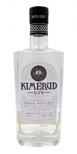 Kimerud Small Batches Gin 0,7l
