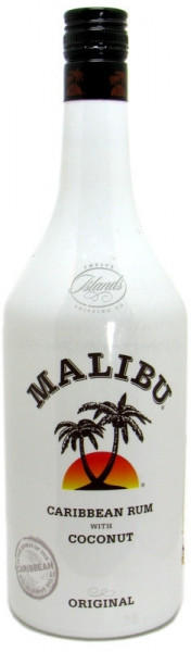 Malibu White Rum & Coconut Likör